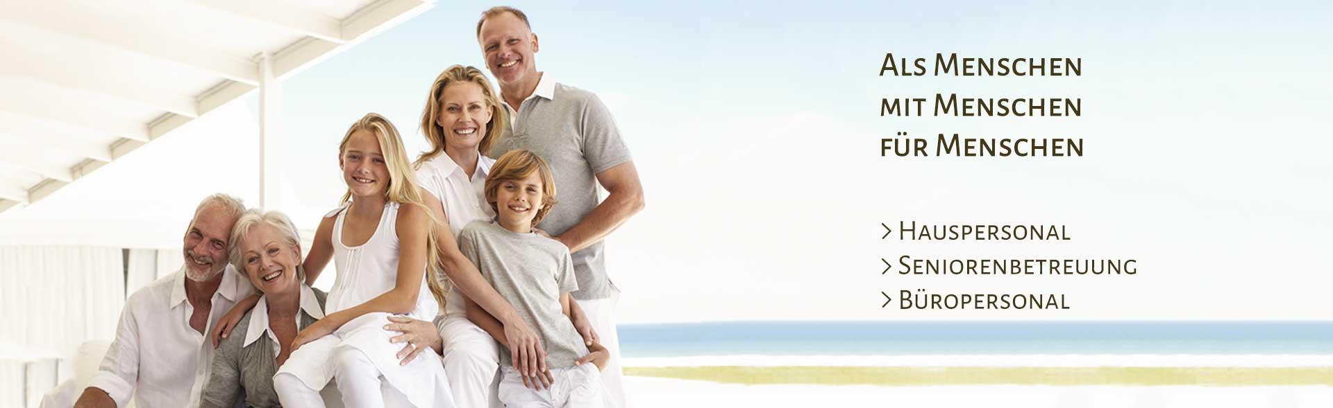 Familie - Drei Generationen
